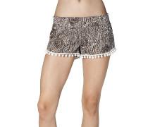 Sunday - Shorts für Damen - Braun