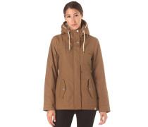 Monade - Jacke für Damen - Braun