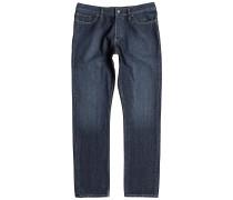 Worker Straight - Jeans für Herren - Grau