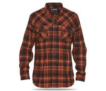 Ogden L/S Flannel - Hemd für Herren - Karo