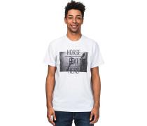 Hftv - T-Shirt für Herren - Weiß