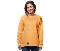 Elena - Sweatshirt für Damen - Orange