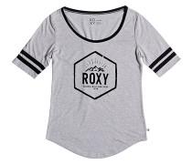 Boogie Board Mountain - T-Shirt - Grau