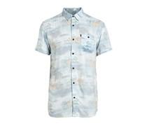 Hawaiian - Hemd für Herren - Weiß