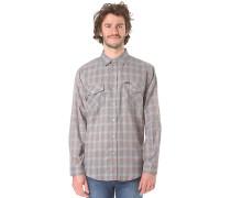 Memphis L/S - Hemd für Herren - Grau