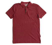 Miz Kimitt - Polohemd für Herren - Rot