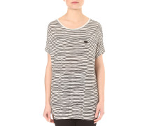 Bouncing Möpsis - T-Shirt für Damen - Beige