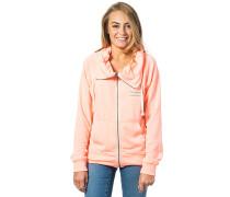 Sun And Surf - Sweatjacke für Damen - Pink