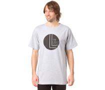 Black Dot - T-Shirt für Herren - Grau