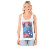Sundown Perfect Tank - Top für Damen - Weiß