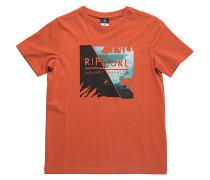 Breaker Wave - T-Shirt für Jungs - Rot