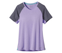 S/S Nine Trails - T-Shirt für Damen - Lila