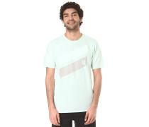 Icon Slash Push Through - T-Shirt für Herren - Grün