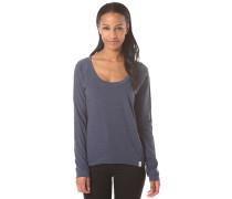 Laissez Fair2 - Langarmshirt für Damen - Blau