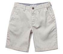 Carter - Chino Shorts für Jungs - Grau