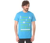 TSM Blanks - T-Shirt für Herren - Blau