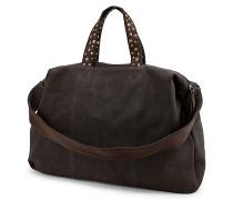 Play n Hookie - Handtasche für Damen - Braun