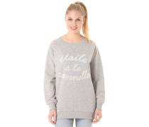 Rezna - Sweatshirt für Damen - Grau