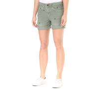 NiederndorfM. - Shorts für Damen - Grün