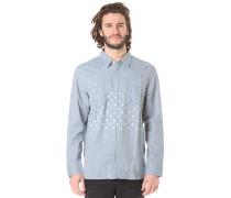 Ashbury - Hemd für Herren - Blau