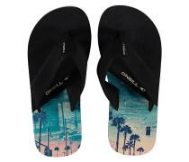 Imprint Pattern - Sandalen für Jungs - Schwarz