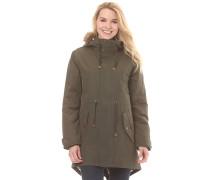 Saxton - Mantel für Damen - Grün