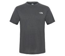 Reaxion AMP Crew - T-Shirt für Herren - Grau