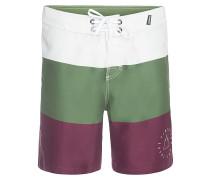 Wallaze - Boardshorts für Herren - Mehrfarbig