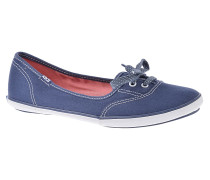 Teacup Seasonal - Slip Ons für Damen - Blau