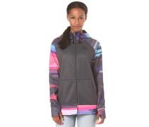 Scoop Hooded - Kapuzenjacke für Damen - Schwarz