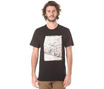 Cycle Minded - T-Shirt für Herren - Schwarz