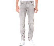 Arc 3D Slim Kamden Grey Stretch - Jeans für Herren - Grau