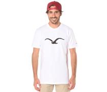 Möwe - T-Shirt für Herren - Weiß