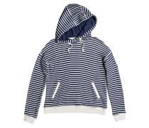 Shoal Stripe - Kapuzenpullover für Damen - Blau