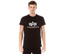 Basic - T-Shirt für Herren - Schwarz