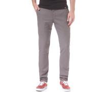 Slim Skinny - Stoffhose für Herren - Grau