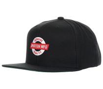 Newell Snapback Cap - Schwarz
