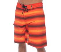 Break - Boardshorts für Herren - Orange