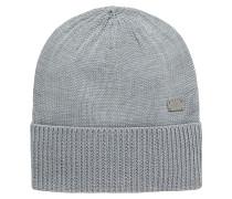 Cuffed - Mütze für Damen - Grau