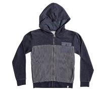 Mahatao Zip - Kapuzenjacke für Jungs - Blau