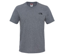 Simple Dome - T-Shirt für Herren - Grau