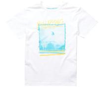 Capture - T-Shirt für Jungs - Weiß