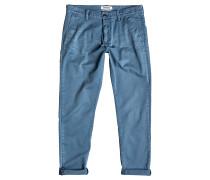Krandy Straight - Stoffhose für Herren - Blau