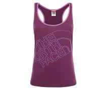 Halfdome - T-Shirt für Damen - Lila