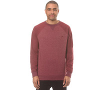 Everyday Crew - Sweatshirt für Herren - Rot
