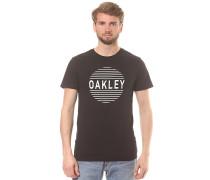 Faded Circle - T-Shirt für Herren - Schwarz