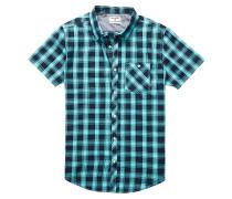 All Day Check - Hemd für Herren - Blau