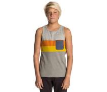 Edge Striped T - T-Shirt für Jungs - Grau
