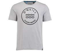 Ocean Hyperdry - T-Shirt für Herren - Grau