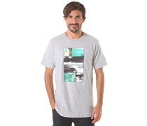 Layover - T-Shirt für Herren - Grau